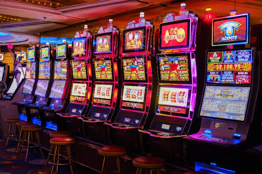 Taruhan Slot Online untuk Konsep Anda